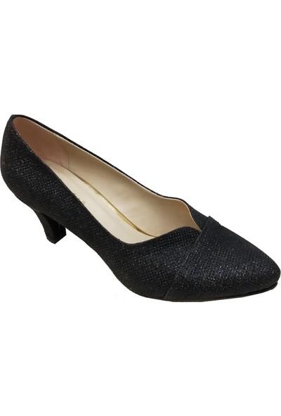 Gizem 440 Simli Stiletto Kadın Ayakkab