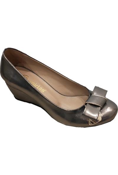 Demirtaş 2525 Dolgu Topuklu Kadın Ayakkabı