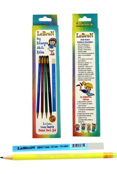 Lebron Hiç Bitmeyen Akıllı Kalem Set Sarı