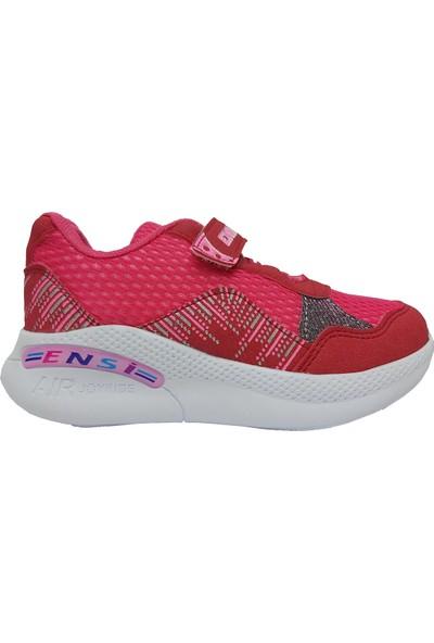 Ensi 4130 Cırtlı Filet Çocuk Spor Ayakkabı