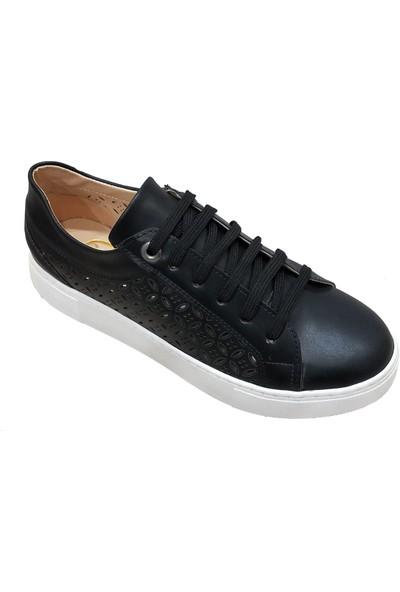 Mellow Bağcıklı Delikli Fashion Spor Ayakkabı