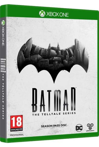 Batman The Telltale Series XBox One Oyun