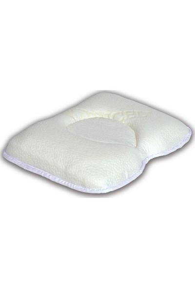 Hiss Medikal Bebek Baş Gelişim Yastığı 0-6 30 x 35 cm