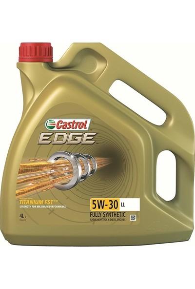 Castrol Edge 5W-30 Ll 4 Litre ( Üretim Yılı 2020 )