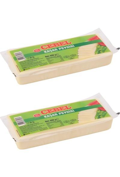Cebel 2li Fırsat Paketi 2 Adet Cebel Kahvaltılık Tost Peynir 600+600 Gr.
