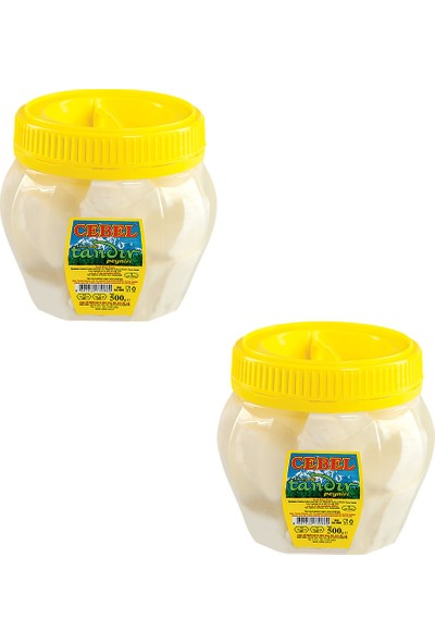 Cebel 2li Fırsat Paketi 2 Adet Tam Yağlı Tandır Peyniri 500+500 Gr.