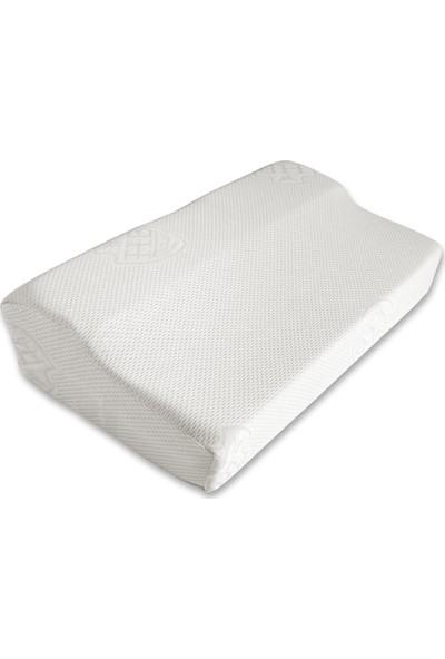 Hiss Medikal Boyun Tedavi Destek Yastığı 30 x 60 cm
