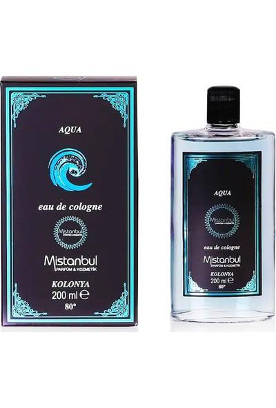 Mistanbul Aqua Kolonya 200 ml