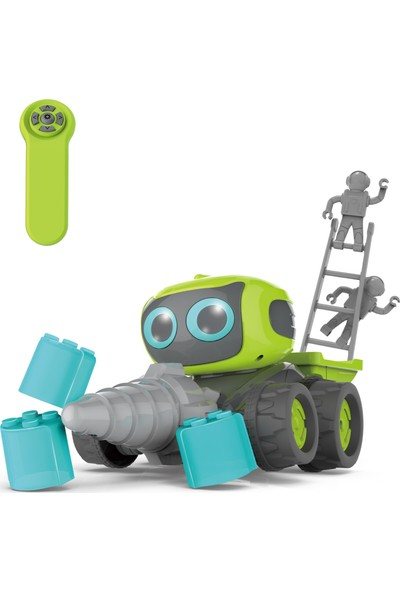 Jiabaile Akıllı Madenci Robotu Uzaktan Kumandalı