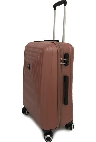 Casa Bag Lux ABS Valiz Orta Boy