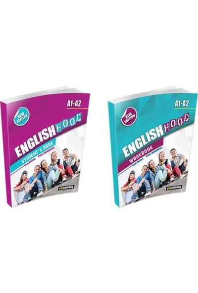 YDS Publishing English Hood A1 - A2 + Students Book + Workbook