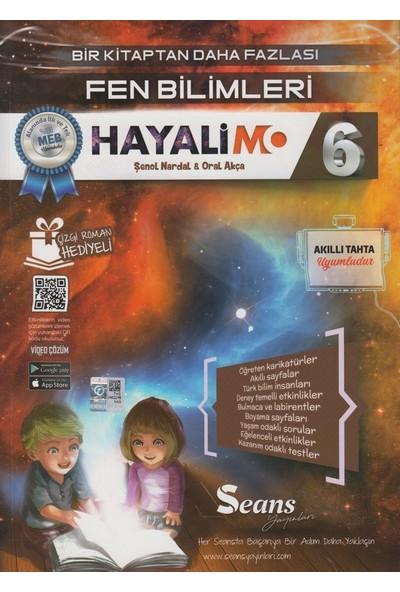Seans Yayınları 6. Sınıf Fen Bilimleri Hayalimo Bir Kitaptan Daha Fazlası
