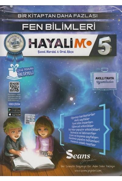 Seans Yayınları 5. Sınıf Fen Bilimleri Hayalimo Bir Kitaptan Daha Fazlası