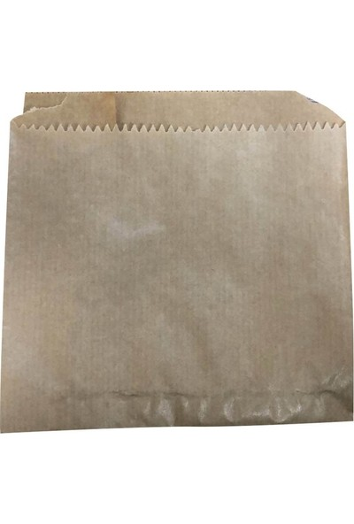 Ake Kağıt Hamburger Kağıdı 16 x 16 cm Kraft 5 kg
