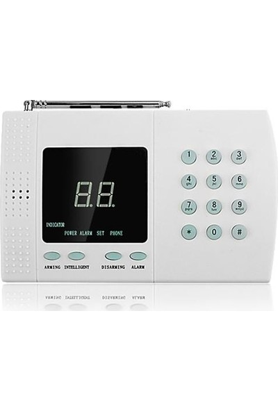 Bestsafe Hs-12 Kablosuz Alarm Seti