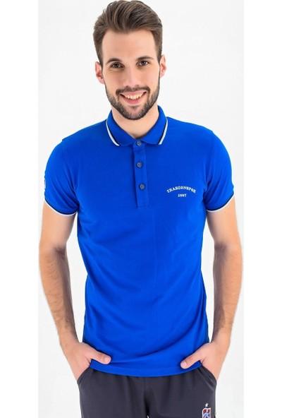 Ts Club T-Shirt Polo Yaka Kolu Armali