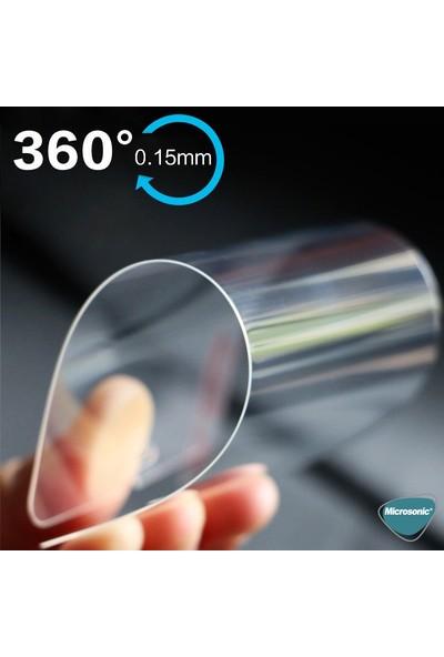 Microsonic Samsung Galaxy A40 Ekran Koruyucu Nano Cam (3'lü Paket)