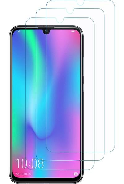 Microsonic Huawei Honor 10 Lite Ekran Koruyucu Nano Cam (3'lü Paket)