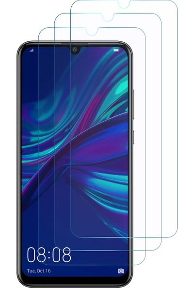 Microsonic Huawei P Smart 2019 Ekran Koruyucu Nano Cam (3'lü Paket)