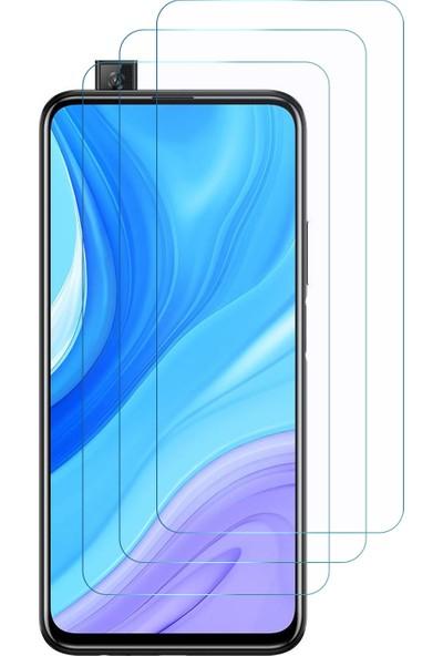 Microsonic Huawei Y9 Prime 2019 Ekran Koruyucu Nano Cam (3'lü Paket)