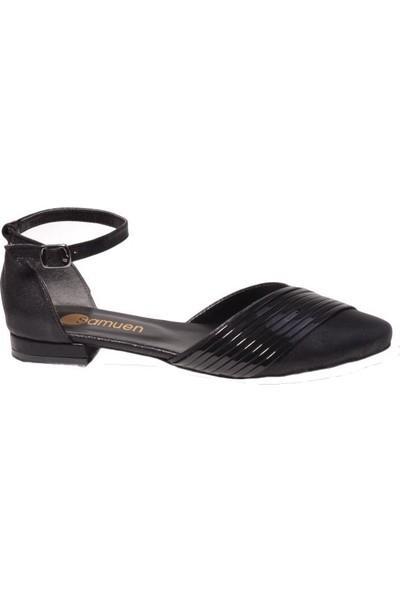 Samuen 540 Günlük Kadın Babet Ayakkabı