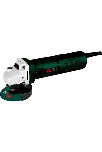 KLPRO KLAT11502 Profesyonel Avuç Taşlama 750 W 115 mm