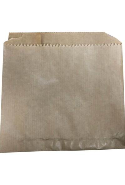 Ake Kağıt Kraft Hamburger Kağıdı 16 x 16 cm 5 kg