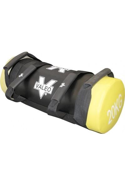 Valeo 20 kg Tutacaklı Sarı Ağırlık Torbası