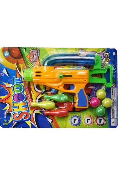 Shoot Top Atan Oyuncak Tabanca