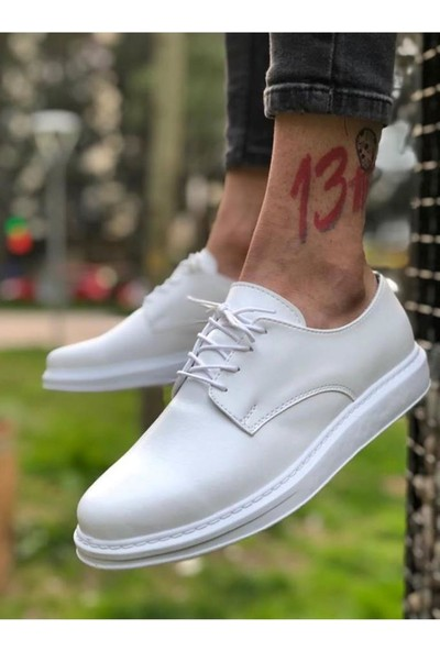 Chekich Bt Erkek Ayakkabı Beyaz