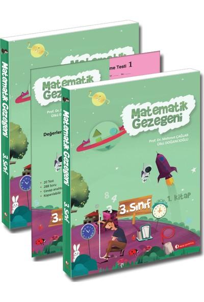 Odtü Yayıncılık Matematik Gezegeni 3.Sınıf - 3 Kitap Takım