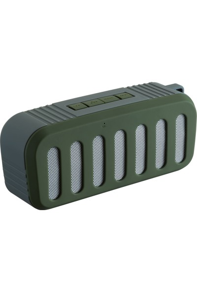 MF Product Acoustic 0144 Kablosuz Bluetooth Speaker Yeşil