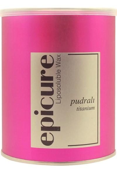 Epicure Titanyum Pudralı Konserve Sir Ağda 800 ml