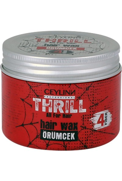 Ceylinn Thrill Fiber Örümcek Wax 150 ml