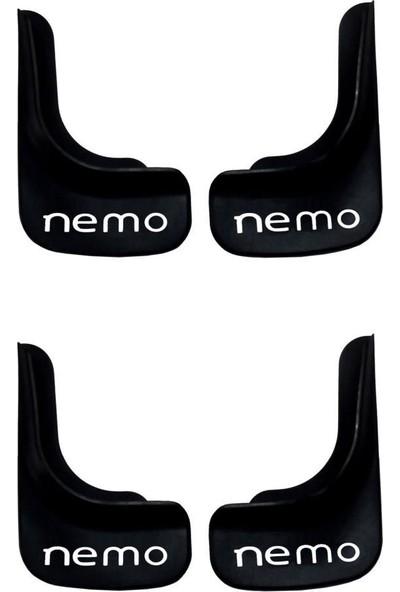 Yeni Dünya Citröen Nemo 4'lü Paçalık-Çamurluk-Tozluk