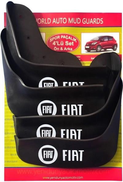 Yeni Dünya Fiat Siena 4'lü Paçalık-Çamurluk-Tozluk