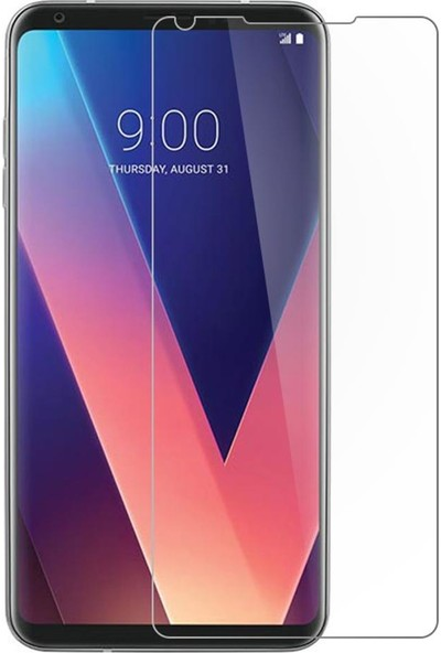 Bufalo Flexible Nano LG V30 Ekran Koruyucu Şeffaf