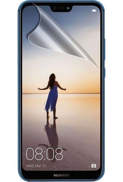 Bufalo Flexible Nano Xiaomi Redmi 6 Ekran Koruyucu Şeffaf