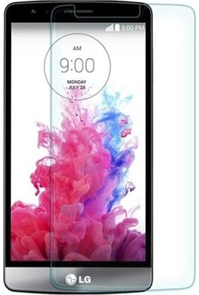 NoTech LG G3 Stylus Cam Ekran Koruyucu Şeffaf