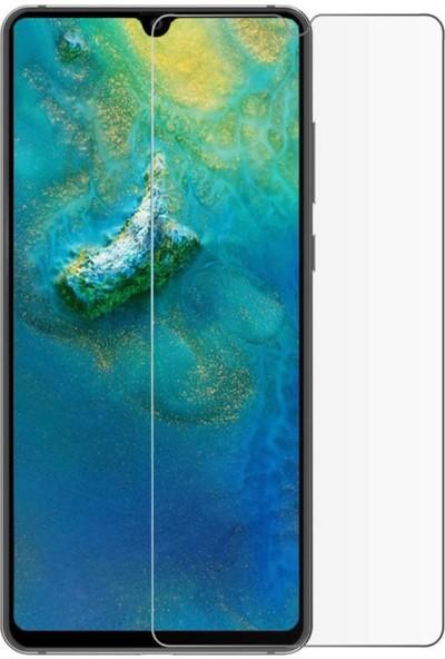 NoTech LG K50s Cam Ekran Koruyucu Şeffaf