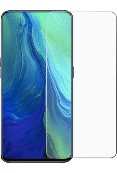 NoTech Samsung Galaxy A51 (A515) Cam Ekran Koruyucu Şeffaf