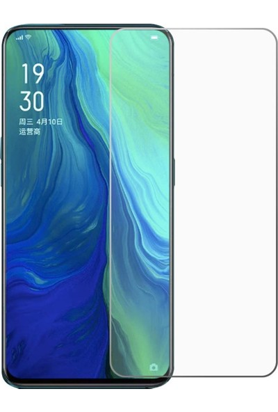 NoTech Samsung Galaxy M40 (M405) Cam Ekran Koruyucu Şeffaf