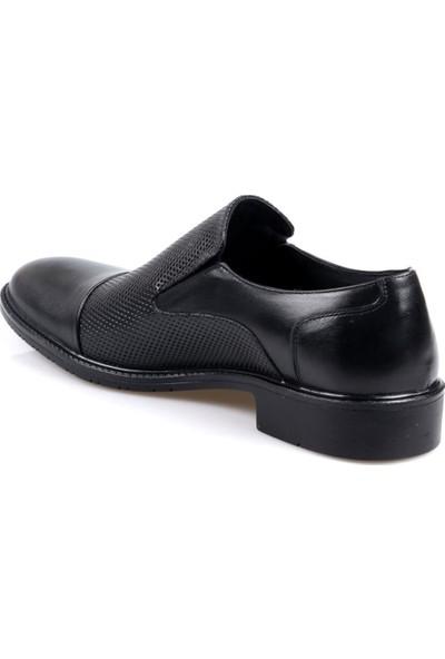 Fosco 9552 Erkek (39-44) Günlük Siyah Ayakkabı