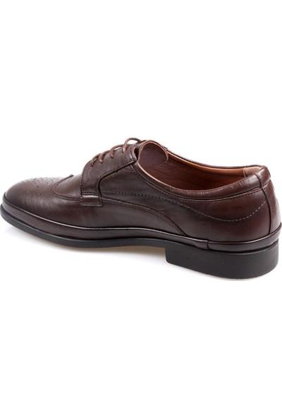 James Franco 4002 Ortapedik Büyük Numara (45-47) Erkek Deri Ayakkabı