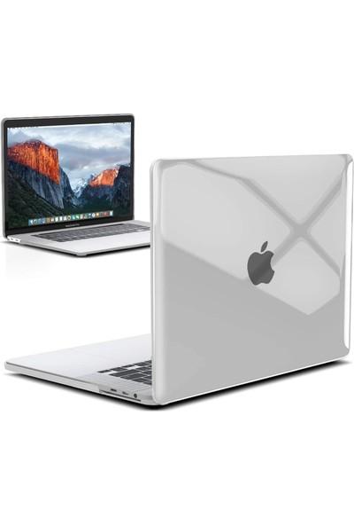 "Codegen Apple 13"" Macbook Air A1932 A2179 Şeffaf Kılıf Koruyucu Kapak CMAT-133T (2018-2019-2020 Üretim)"