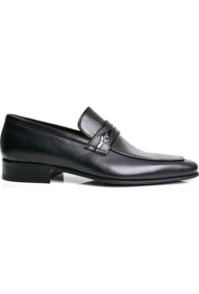 Nevzat Onay 7168-172 Siyah Klasik Erkek Ayakkabı