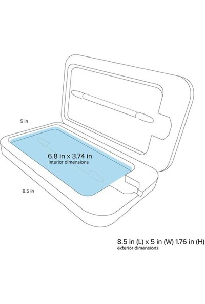 Phonesoap 3.0 Uv Telefon Dezenfektanı