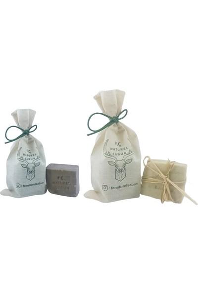 F. Ç. Naturel Sabunlar Ardıç Katranı ve Isırgan Sabunu 2'li Paket