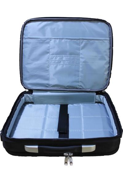 """TKZ 15.6"""" Şifreli Valiz Taşıma Aparatlı Notebook Çantası"""