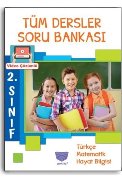 Gendaş Yayınları 2.Sınıf Tüm Dersler Soru Bankası